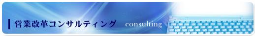 営業改革 セミナー 経営コンサルタント 売り上げアップ 営業システム 営業管理 コンサルティング方針